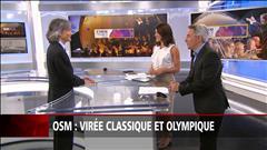 OSM : virée classique et olympique