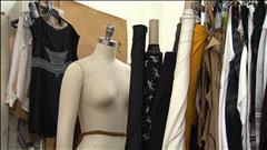 Difficile d'être designer de mode au Québec