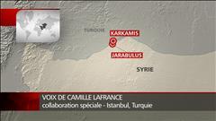 La Turquie bombarde l'EI en Syrie