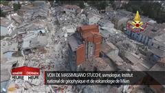 Séisme en Italie: les explications d'un sismologue