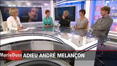 Décès du cinéaste André Melançon