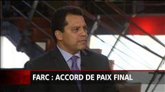 Accord de paix entre la Colombie et les FARC