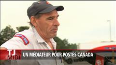 Un médiateur pour Postes Canada