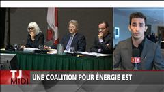 Une coalition pour Énergie Est