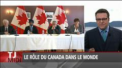 Le Canada renouera avec la tradition des Casques bleus