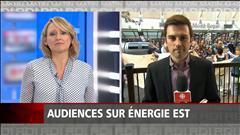 Audiences sur Énergie-Est