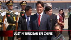 Trudeau avec le milieu d'affaires chinois