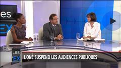 L'ONÉ suspend ses audiences publiques