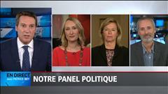Le panel politique du 31 août