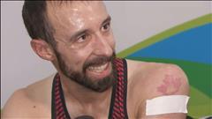 Brent Lakatos commente sa course de finale du 400 m - T53