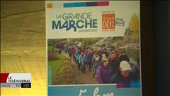 Marcher pour être en santé: les médecins invitent les Sherbrookois à la Grande marche