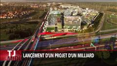 Lancement des travaux du projet TOD à Brossard