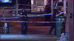 Explosion : New York sur un pied d'alerte
