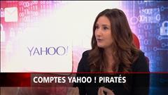 Comptes Yahoo piratés