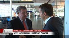 Entrevue avec le PDG de l'Aéroport de Montréal