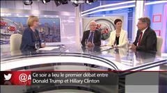 1er débat américain