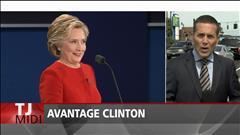 L'avantage Clinton