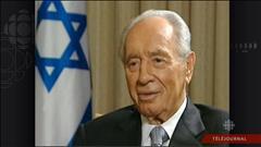 Décès de Shimon Peres, un des pères fondateurs de l'État d'israël