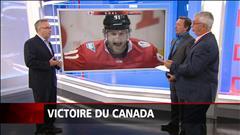Victoire du Canada à la Coupe du monde