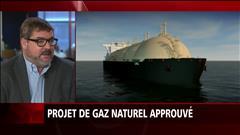 Feu vert d'Ottawa pour le projet Pacific NorthWest LNG