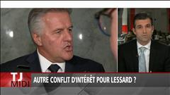 Les dossiers litigieux s'accumulent pour Laurent Lessard