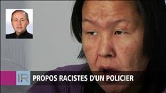 Propos racistes d'un policier d'Ottawa