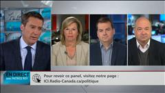 Le panel politique du 29 septembre