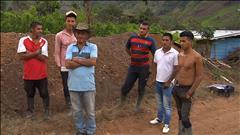 Un avenir sans coca en Colombie
