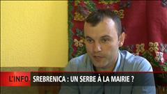 Un candidat controversé à Srebrenica