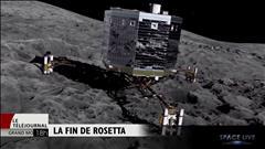 La fin de Rosetta