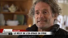 Le récit de l'ex-otage en Syrie