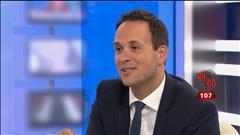 Le candidat Alexandre Cloutier en 360 secondes