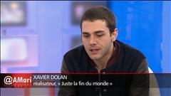 Xavier Dolan nous parle de « Juste la fin du monde »