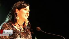 Jocelyne Baribeau récompensée au gala des prix Western Canadian Music