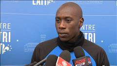 Point de presse de Hassoun Camara