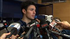 Point de presse Carey Price