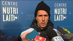 Point de presse Mauro Biello