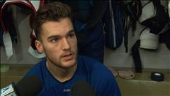 Point de presse Jonathan Drouin