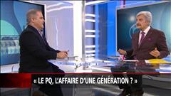 LE PARTI QUÉBÉCOIS, L'AFFAIRE D'UNE GÉNÉRATION ?