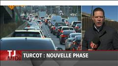 Turcot : nouvelle phase
