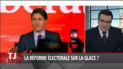 La réforme électorale en veilleuse?