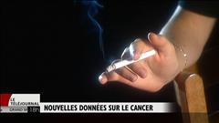 Nouvelles données sur le cancer