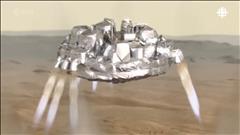 Le module Schiaparelli s'est-il écrasé sur Mars?