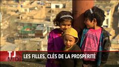 Les filles, clés de la prospérité