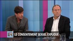 Le consentement sexuel expliqué
