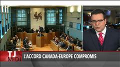 L'accord Canada-Union européenne compromis