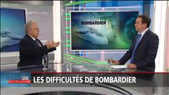 Bombardier: restructuration majeure