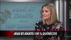Des jouets 100% québécois et écoresponsables