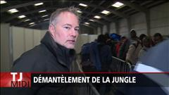 Démantèlement de la « jungle »