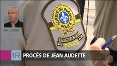 Procès de Jean Audette